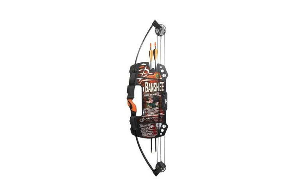 Banshee Intermediate Compound Bow Review