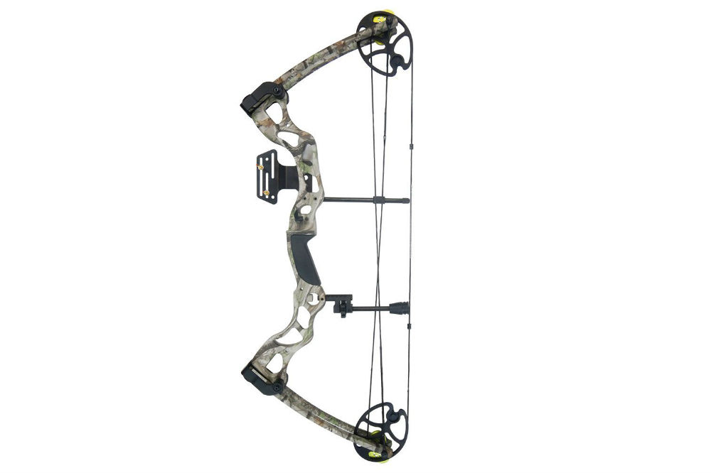 iGlow 55 lb Camo Archery Hunting Compound Bow Review